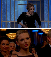 Taylor Swift Face Mean