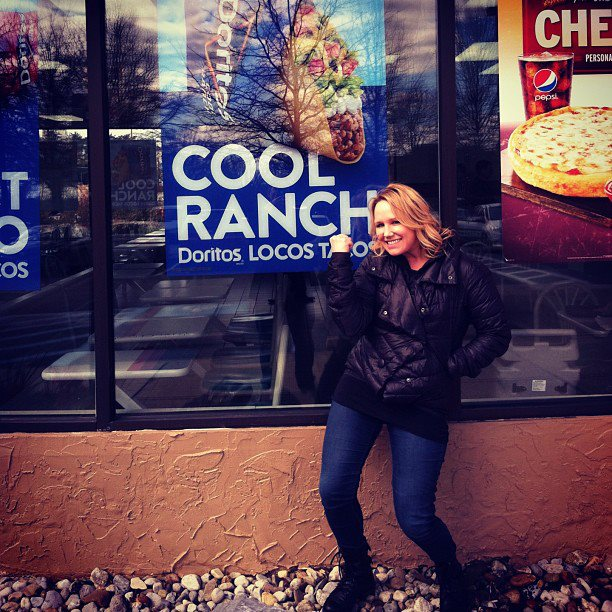 Cool Ranch Doritos Taco Me