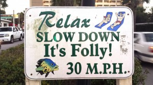 Relax It's Folly